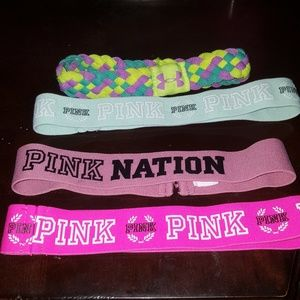 Accessories - PINK headbands